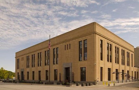 Federal Courthouse Davenport
