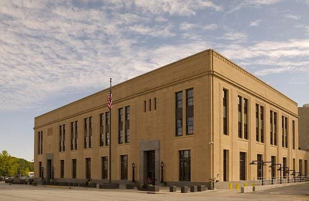 US Federal Court, Davenport Iowa