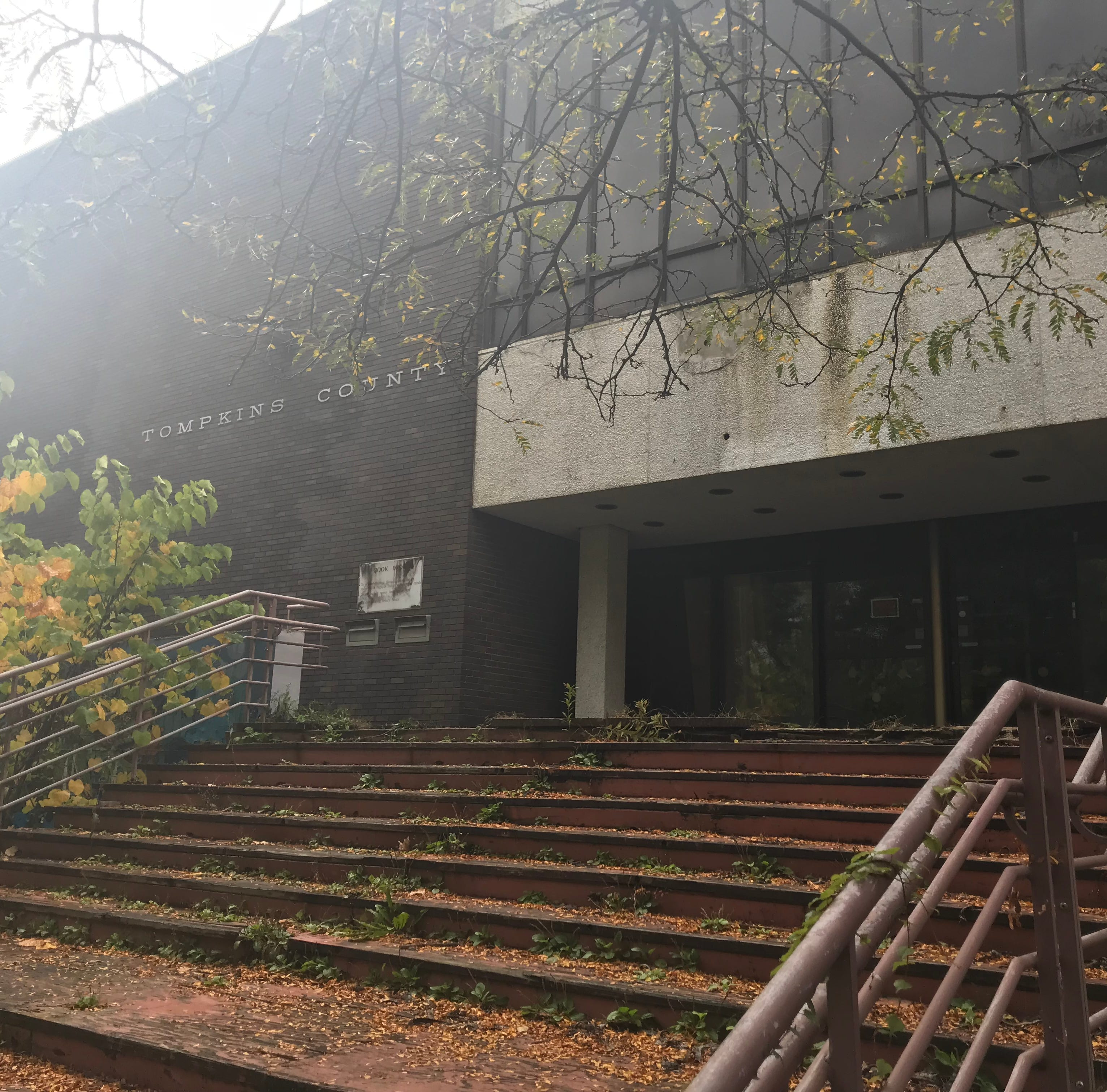Demolition of old Tompkins County Library to go ahead despite environmental concerns