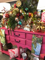 A mix of gifts, table decor and more can be found at Gina Diamond's Flower Co. in Madison.