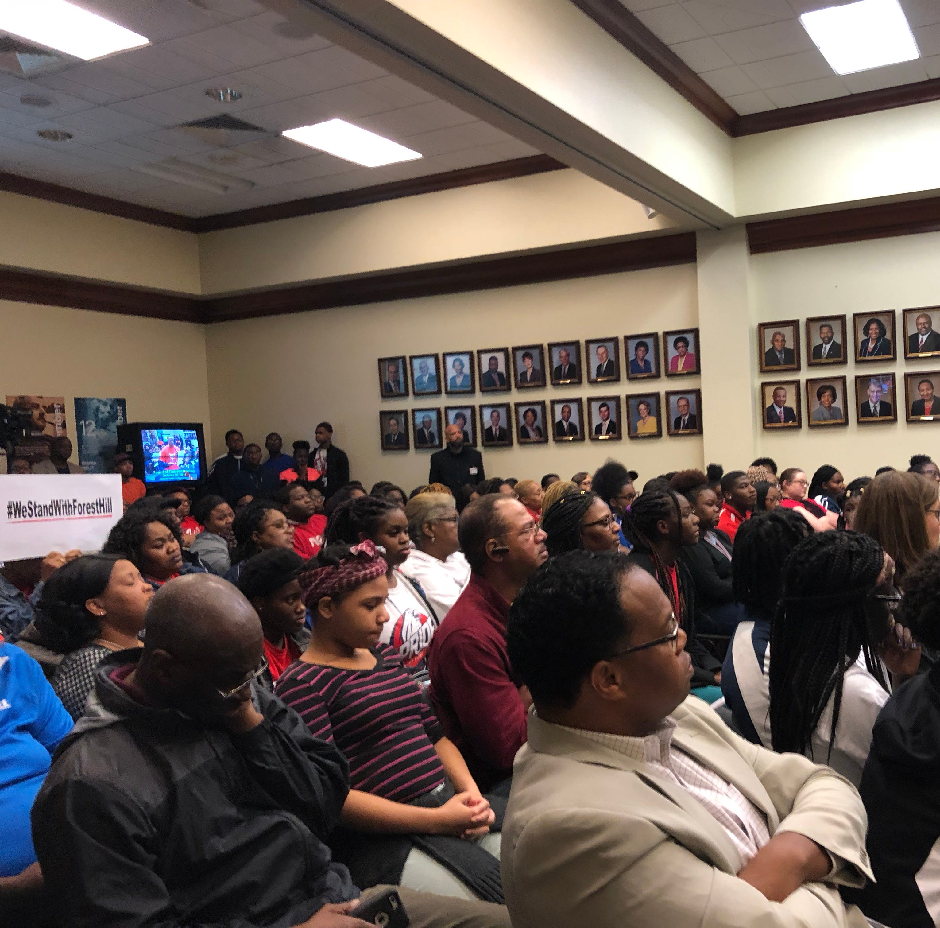 Suspending Forest Hill band leaves students 'to the streets,' parent says after firing