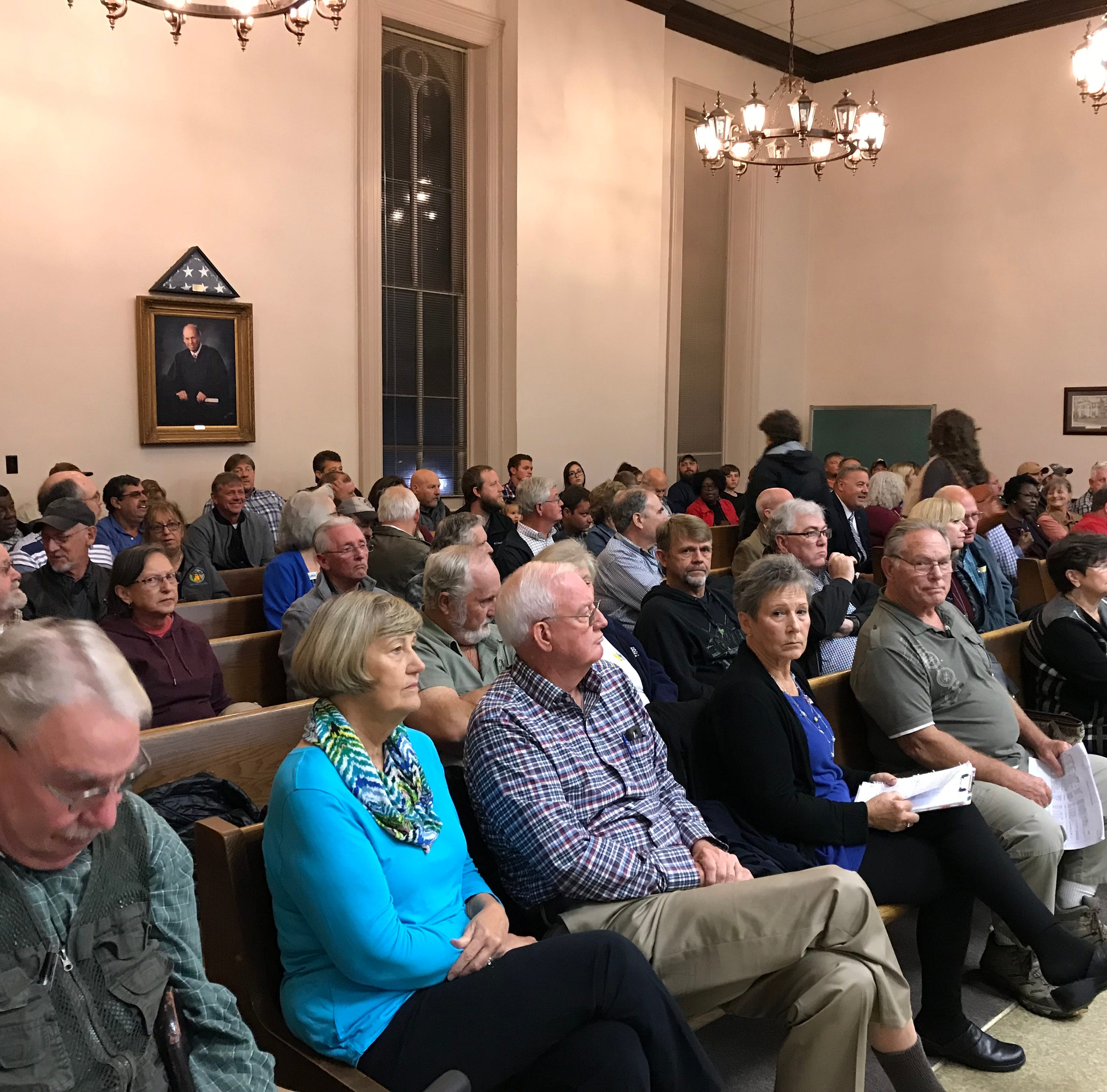 Hardeman County approves rezoning for charcoal factory after contentious public hearing