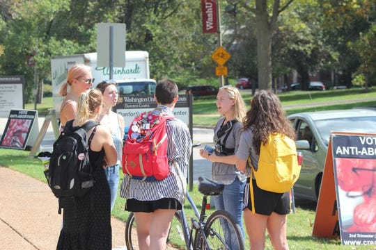 Members of the Created Equal team are currently on a tour to colleges and universities in four states. The group will be at the University of Tennessee, Knoxville, on Thursday.