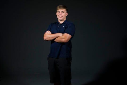 20 under 20 Grayson Terry.