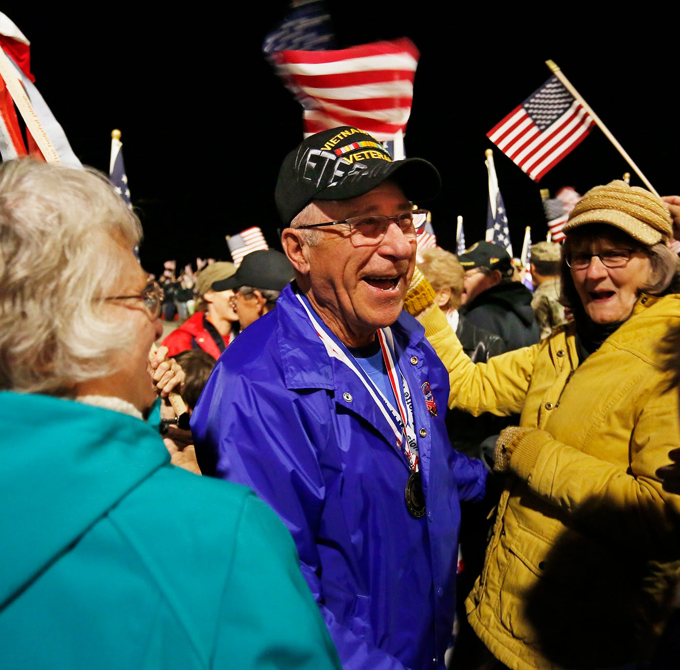 Bangert: Mission accomplished for final Honor Flight out of Purdue Airport