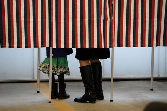 Us Vote Election New Hampshire