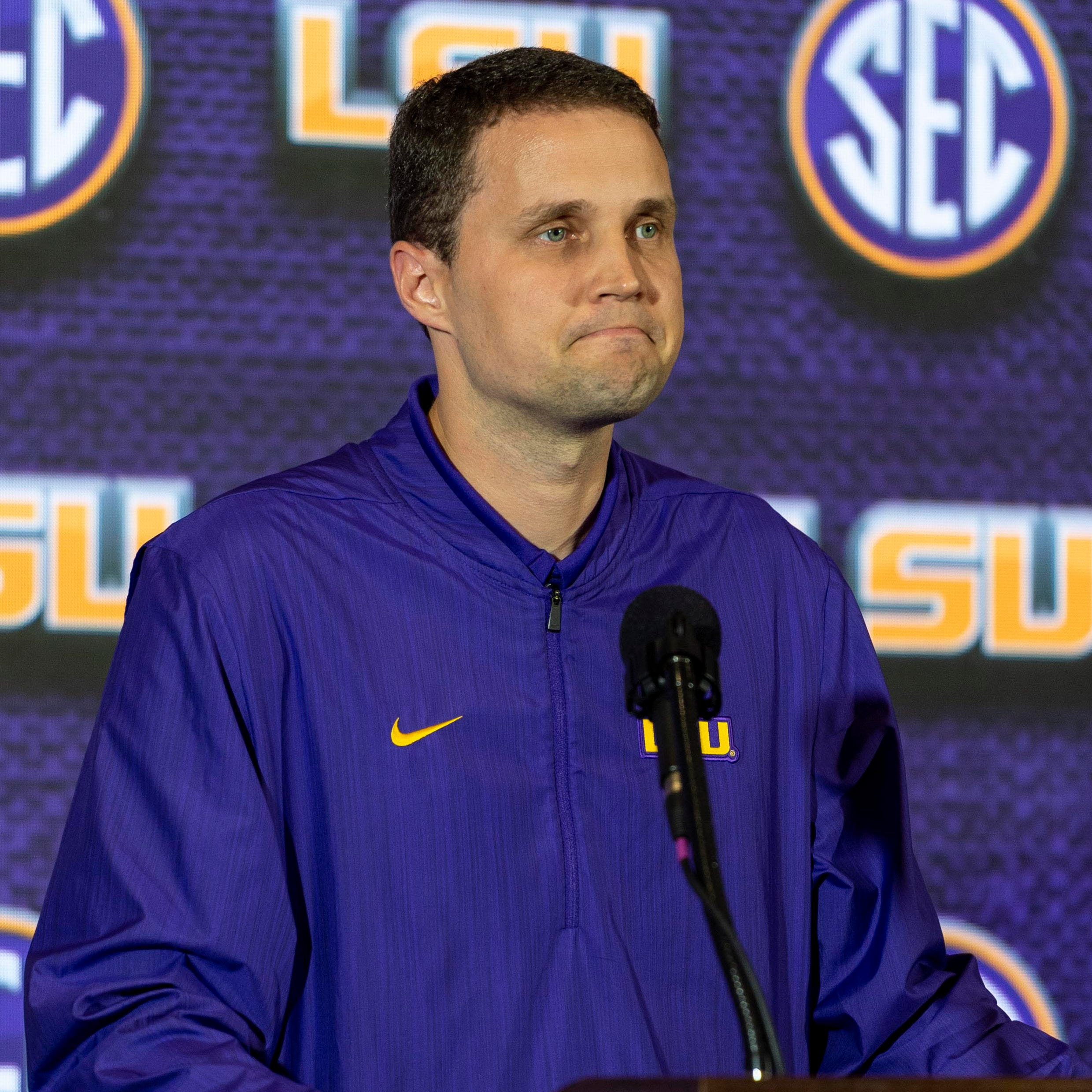 LSU's Will Wade says he has 'never, ever done business with Christian Dawkins'
