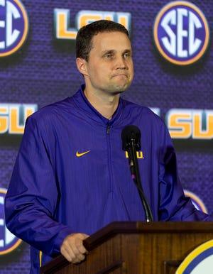 Will Wade, Louisiana State University, $2,500,000.