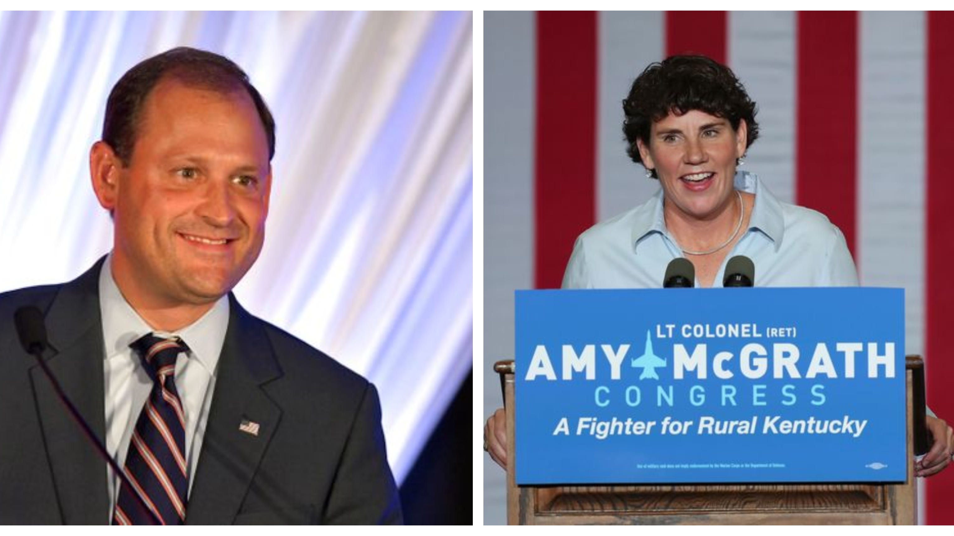 How the Barr-McGrath race will show if Democrats stand a chance in Kentucky