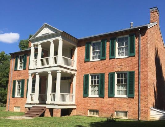 The Farnsley-Moremen House