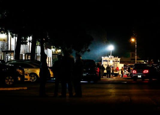 Police Shooting Mendenhall
