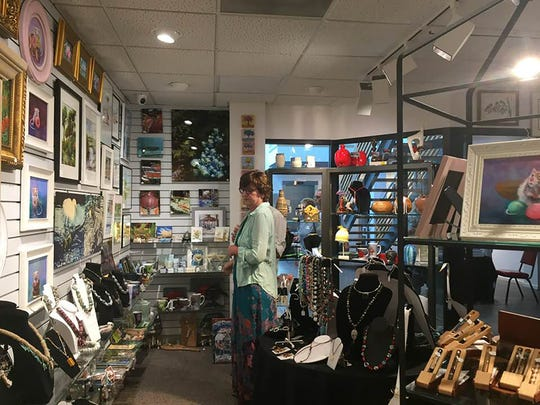 The Gift Gallery at Marco Island Center for the Arts is now open on Saturdays from 11 a.m. until 4 p.m. through Nov. 17