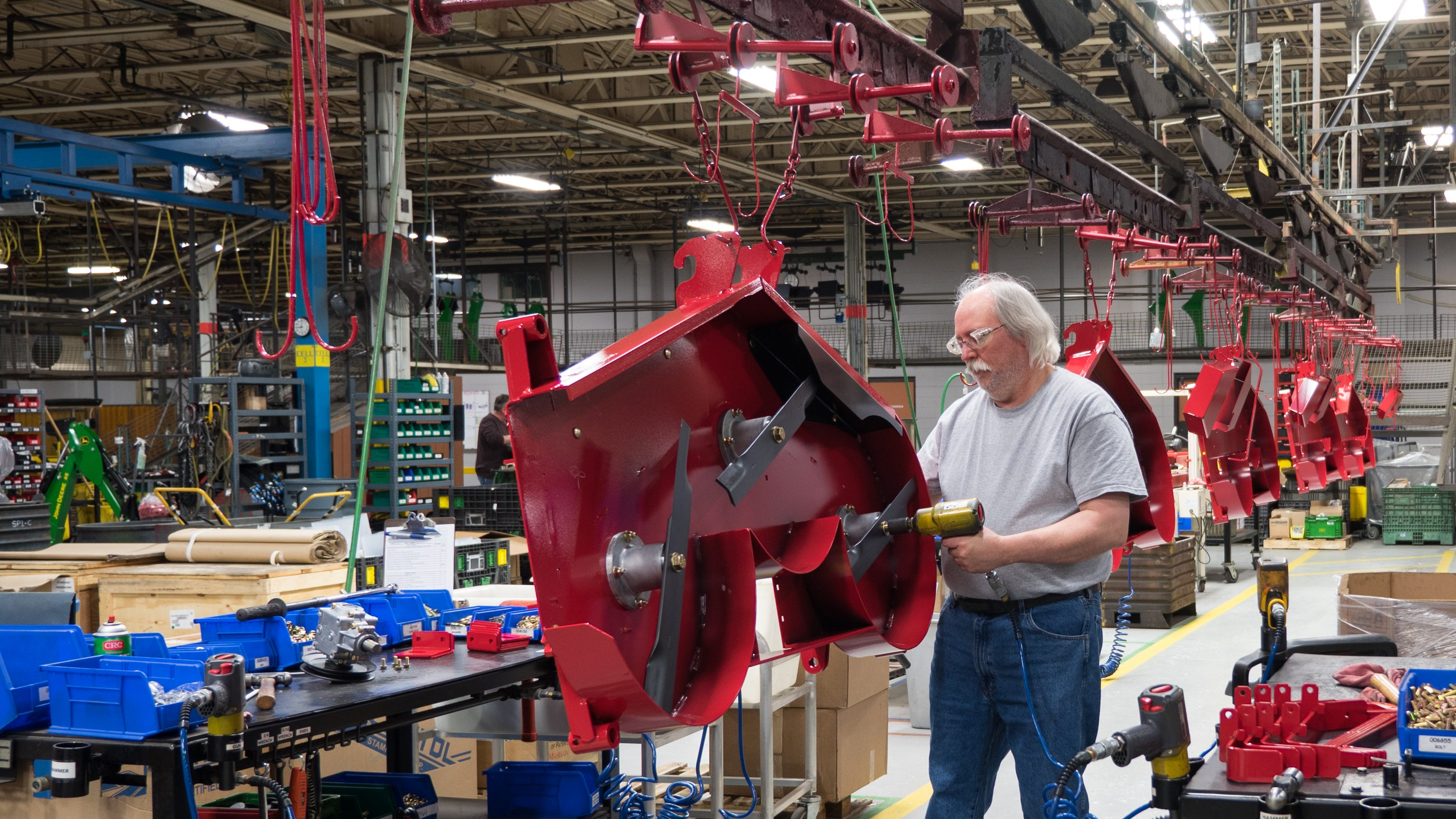Growing fast, a small Wisconsin manufacturer turns business away because of labor shortage