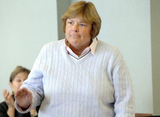 Milwaukee County Circuit Judge Mary Kuhnmuench