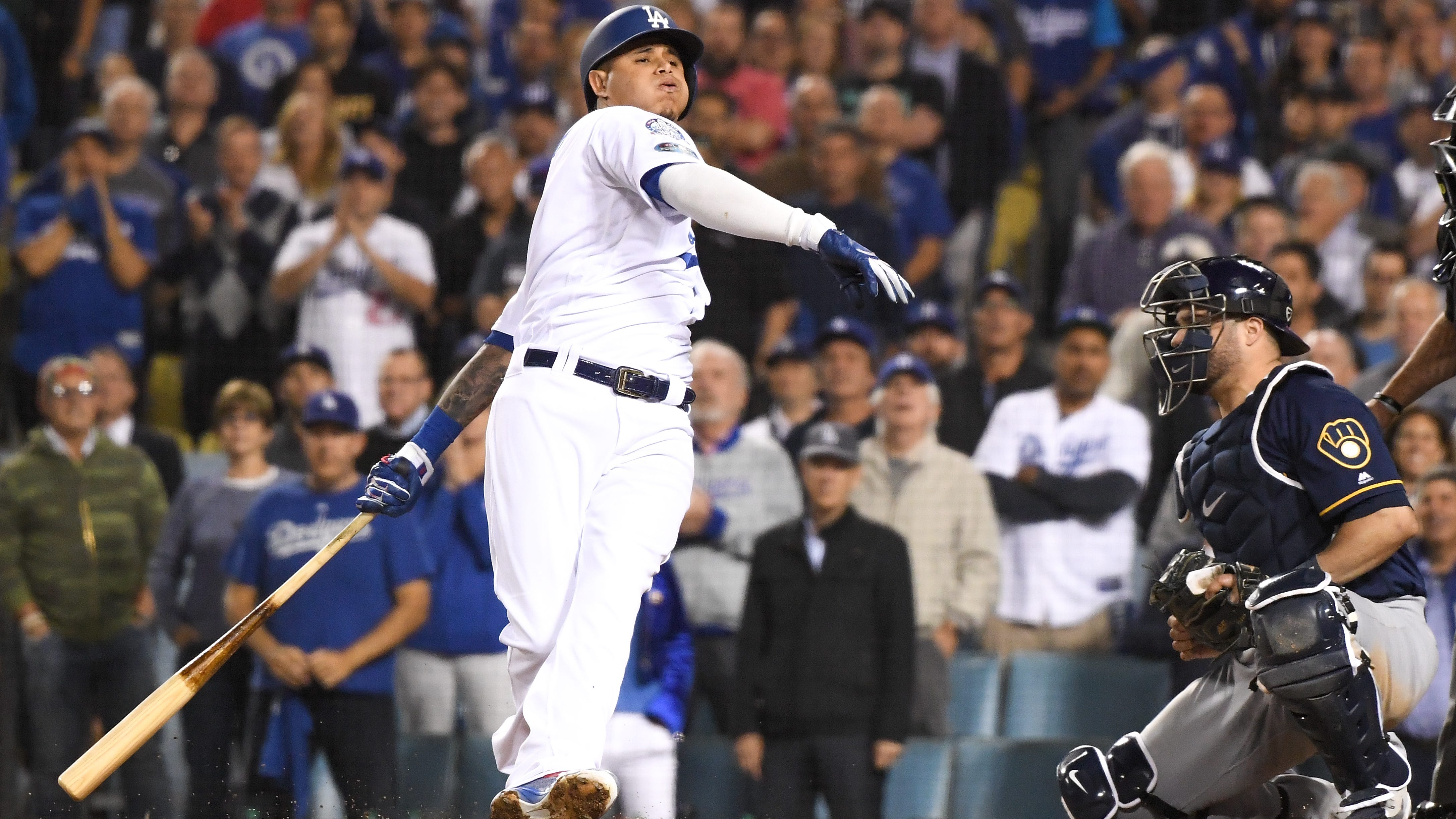 Power ranking the villains in the NLCS, and yes, Manny Macahdo surges to the top of the list