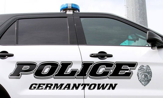 Germantown Police Car