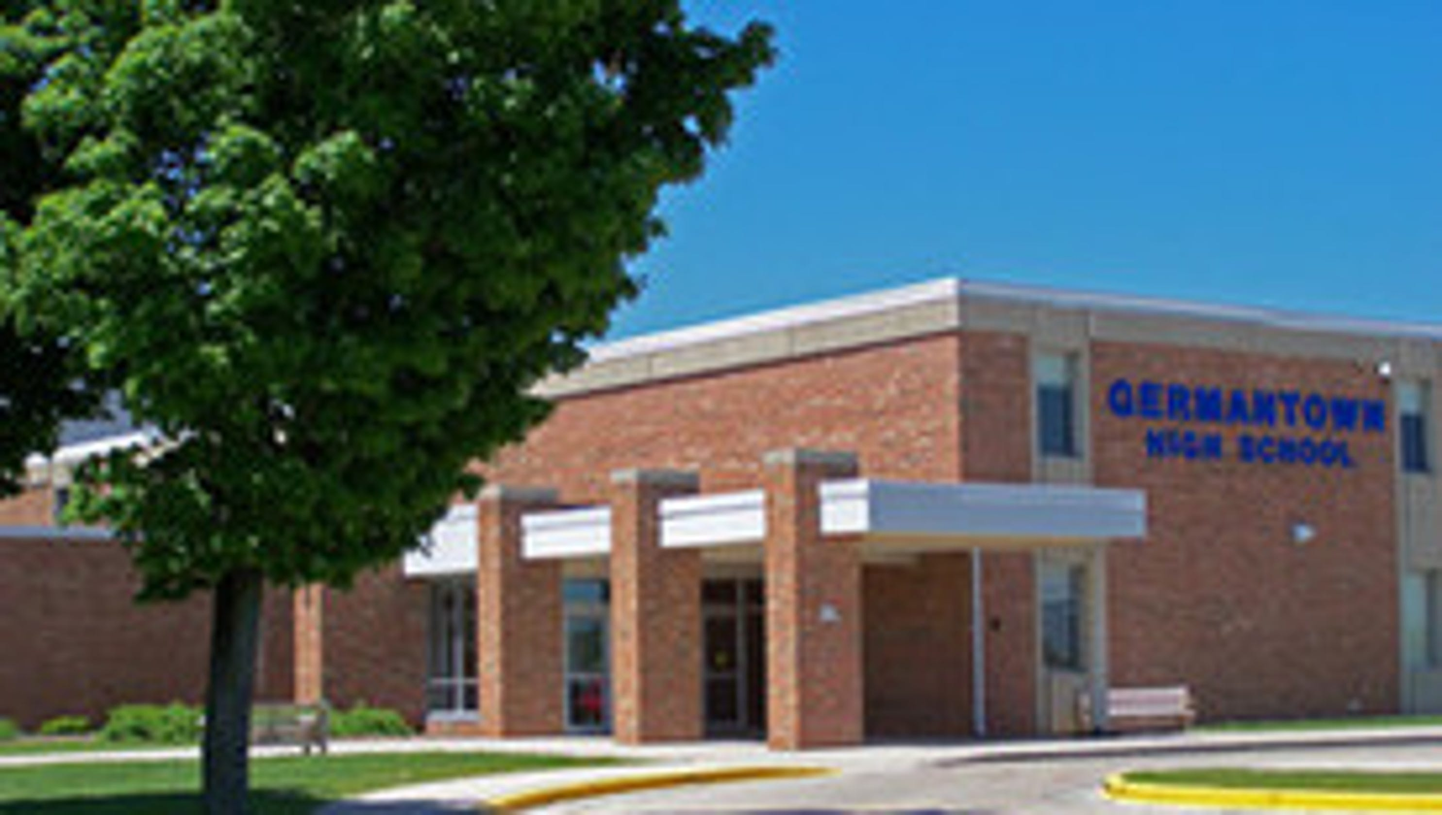 c63219b279898 Germantown High School student cited for bringing a knife to school