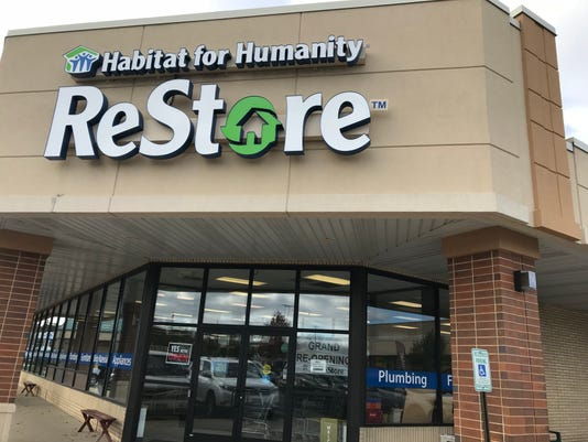 Restore Grand Reopening Front