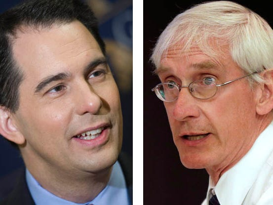 With governor's race deadlocked, Milwaukee delivered for Evers with late absentee ballots