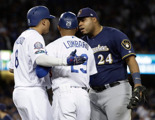Ap Nlcs Brewers Dodgers Baseball 73791460 1
