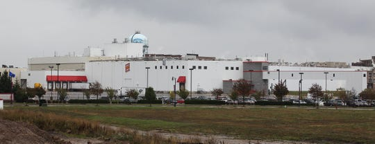 2013. The Patrick Cudahy meat processing plant just a few blocks directly east of General Mitchell International Airport.