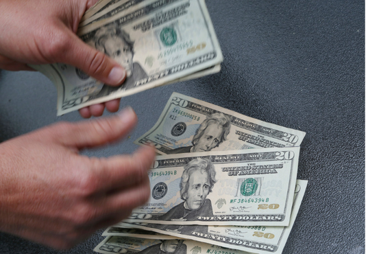 Money Elise Amendola Associated Press