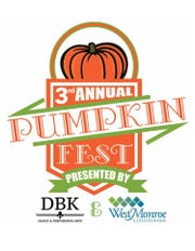 Pumpkin Fest is Saturday.