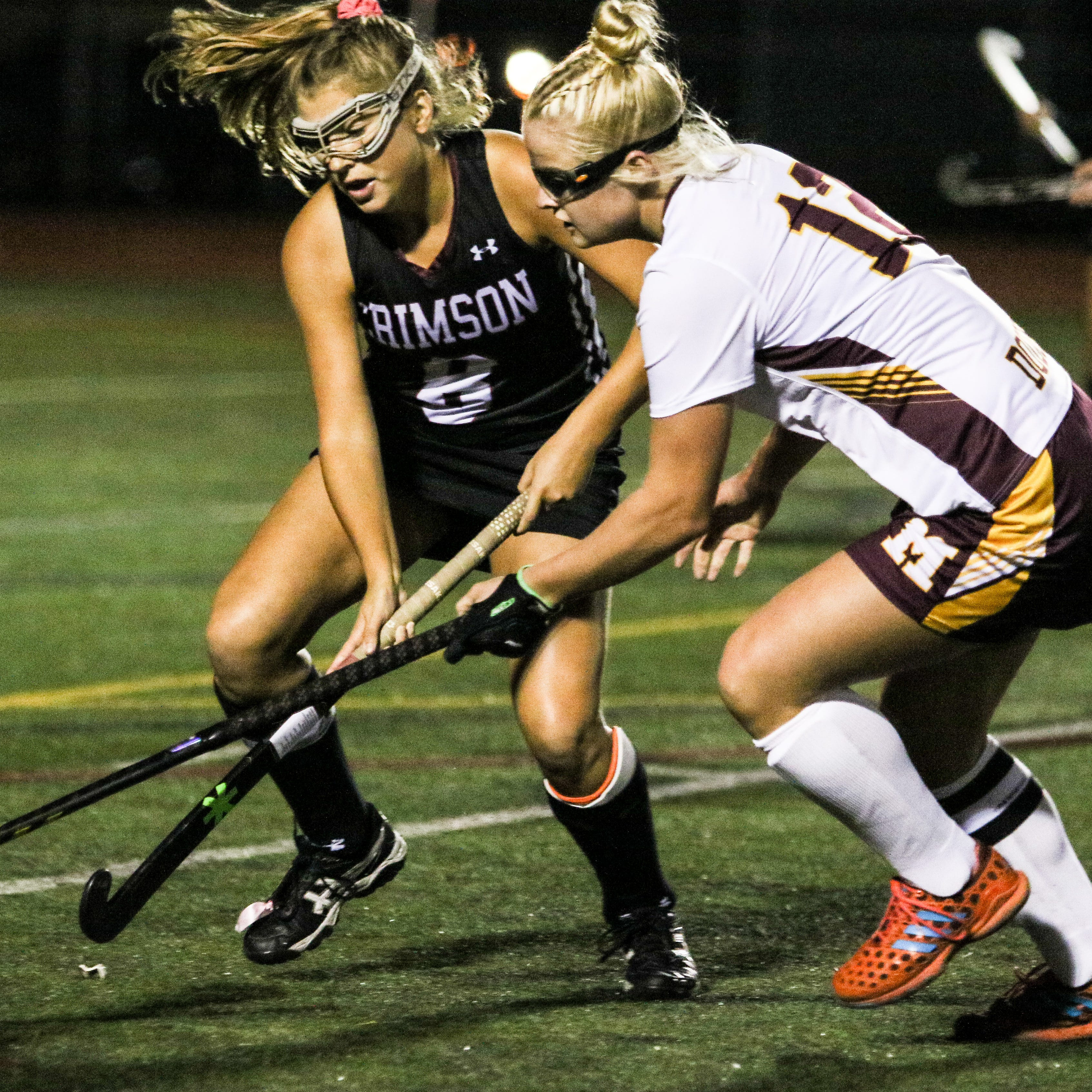 Madison field hockey wins Morris County Tournament title led by Kerrianne McClay's hat trick