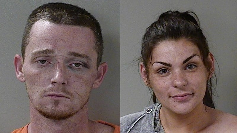 Murfreesboro police officer struck by suspect driving fleeing car, 2 arrested