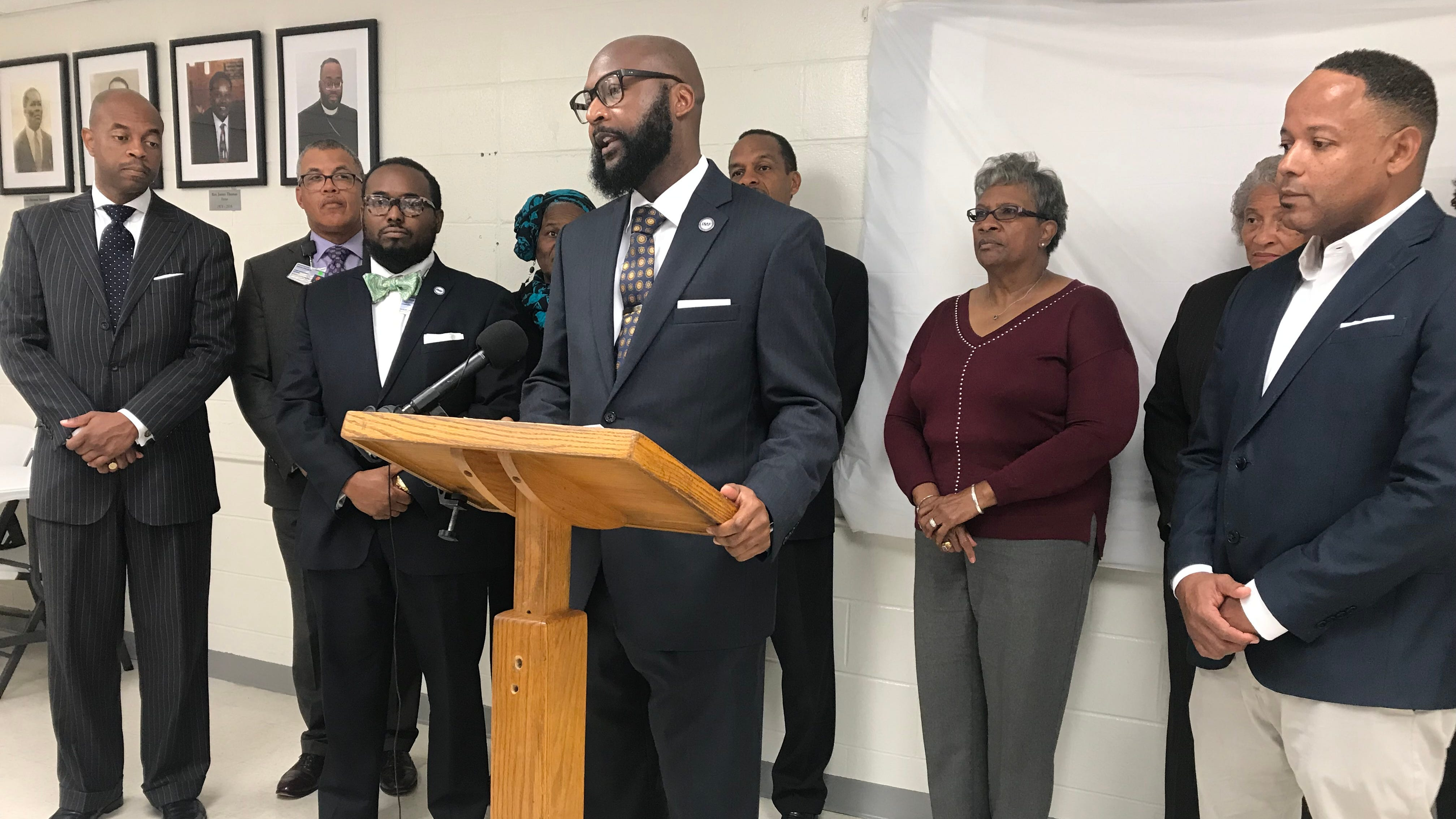 Ministry group, black churches getting out the vote for midterms, police oversight amendment