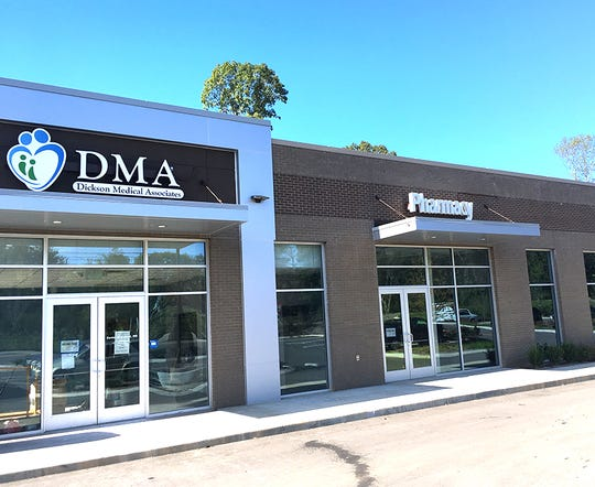 DMA Fairview Clinic to open in November.