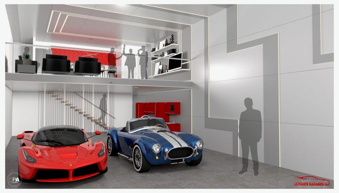 Ultimate Garages in Naples is under construction. It promises to bring exotic and classic car storage in Naples to the next level.