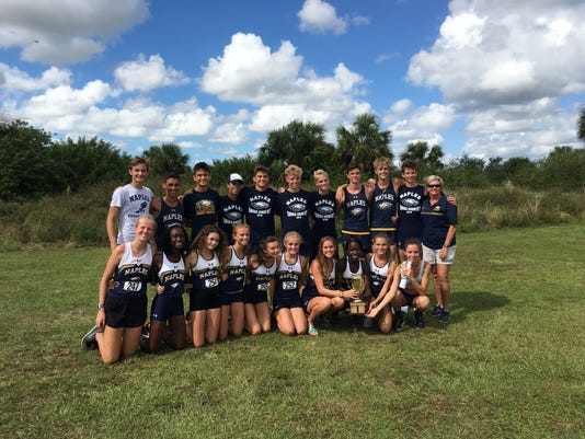 CCAC cross country meet