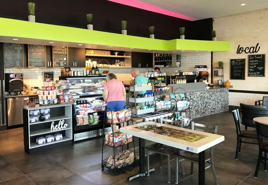 Hello Coffee offers a variety of beverages, breakfast items, snacks and more in the Shoppes at Audubon near the Collier-Lee county line in North Naples.