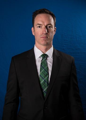 Brad Ralph, Head Coach