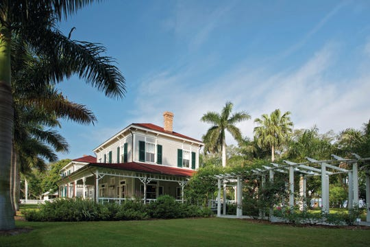 The Edison and Ford Winter Estates