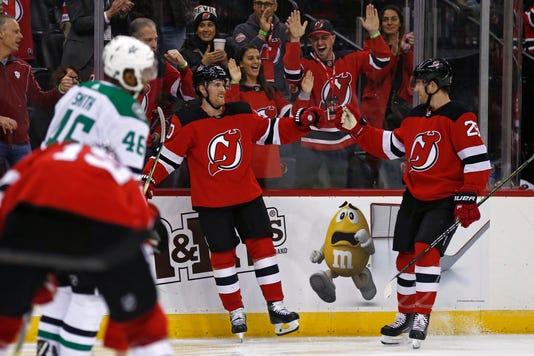 Stars Devils Hockey 8