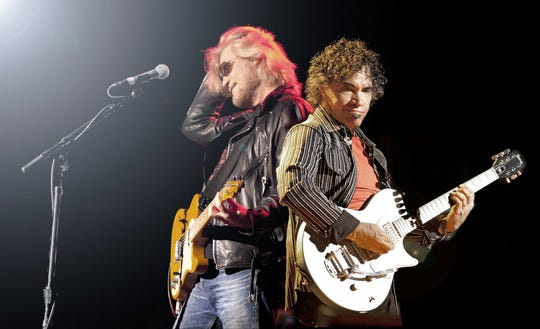 Daryl Hall and John Oates.