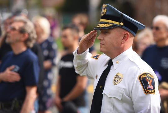 Fair Lawn Chief of Police Glen Cauwels