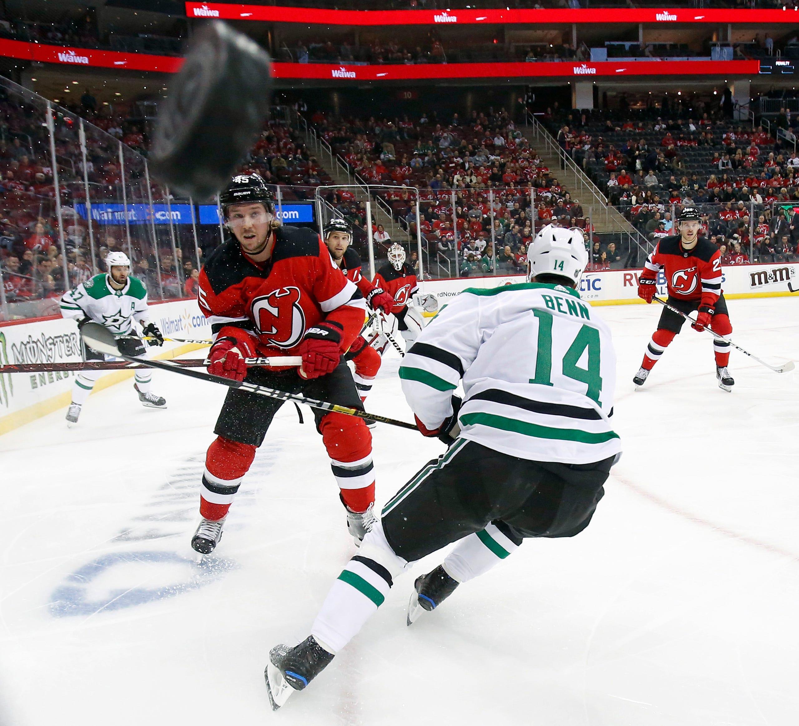 size 40 836a3 fb9bd New Jersey Devils shut out Dallas Stars