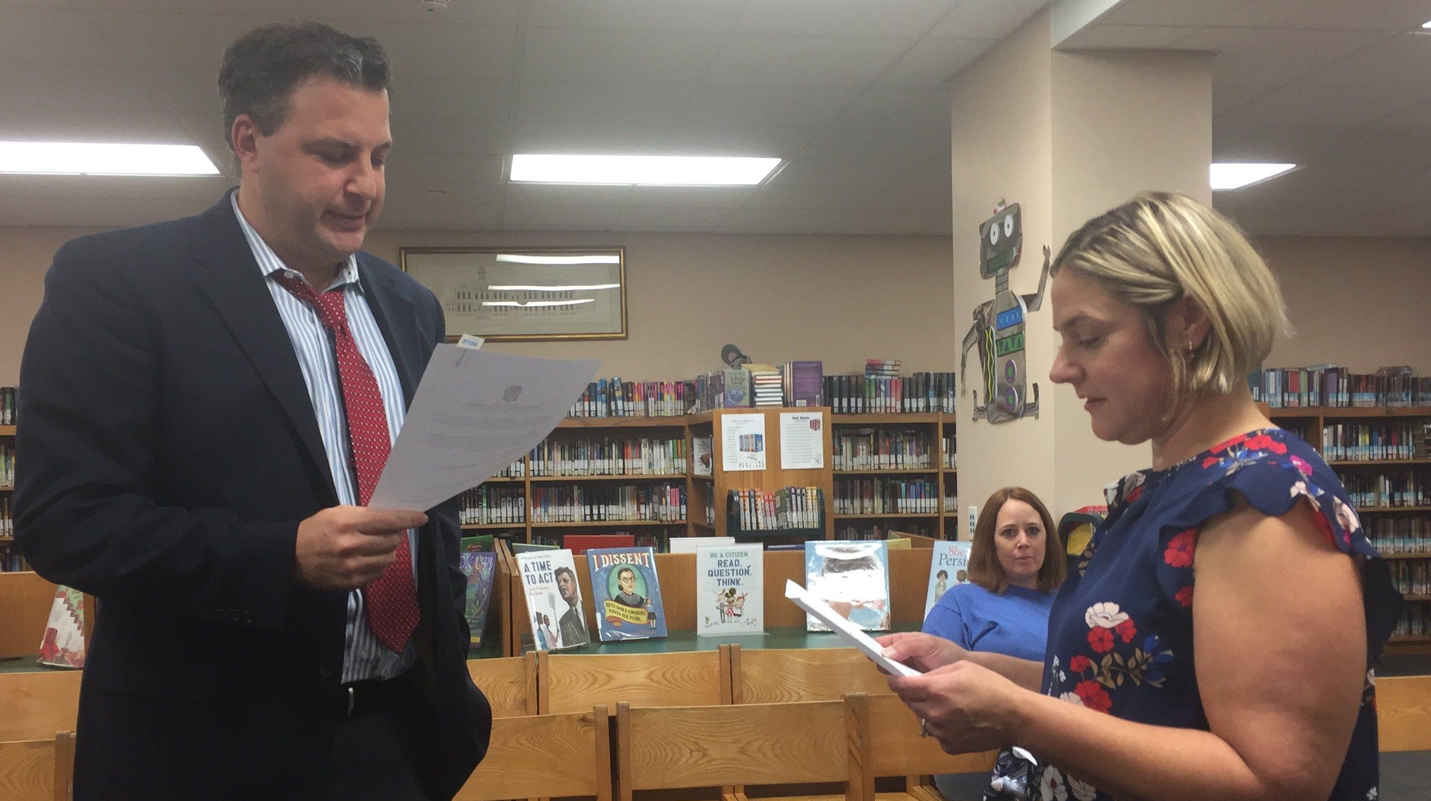 Haledon school board fills longstanding vacancy