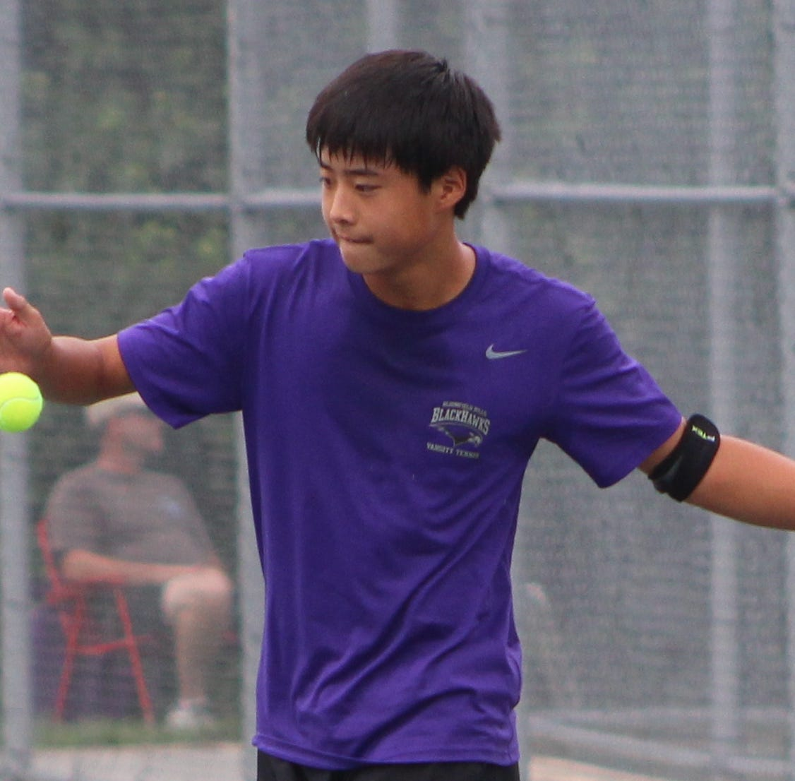 Area boys tennis teams have stellar regional showings to qualify for states