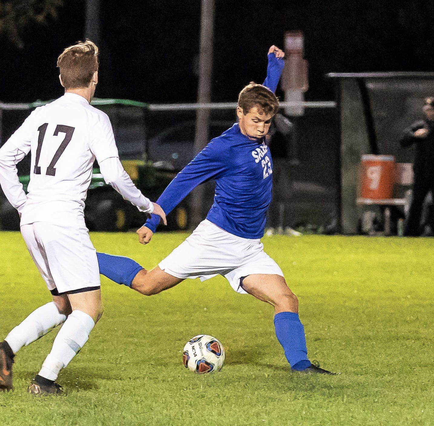 Latest updated scoreboard: District boys soccer, cross country, volleyball, much more