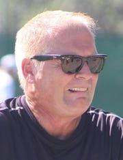 Dave Farmer Groves head coach