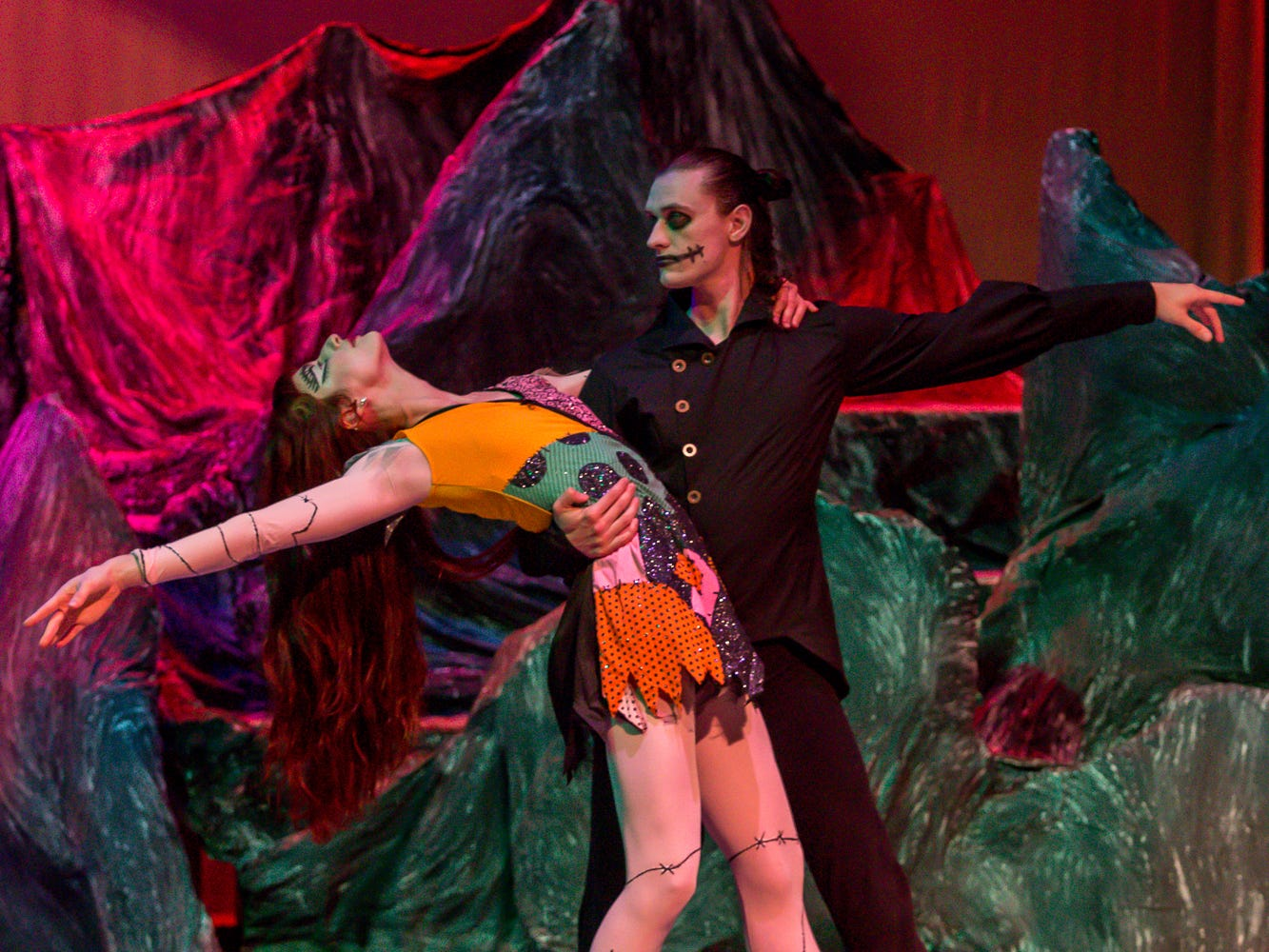 Ballet Pensacola brings weird, whimsical  'Nightmare Before Christmas' to Cultural Center