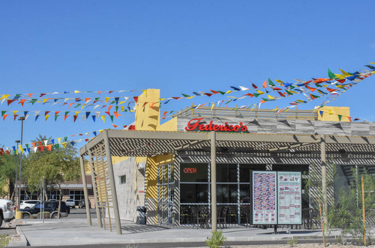 Federico's Mexican Food celebrated its Goodyear grand opening on Oct. 19.