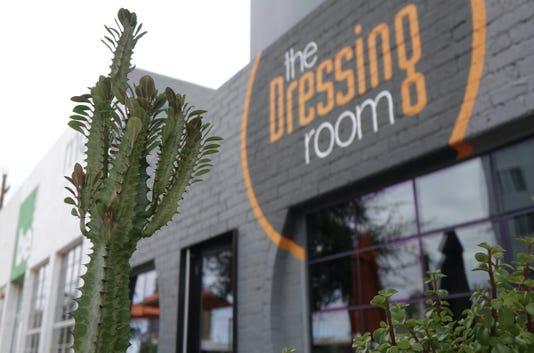 The Dressing Room Restaurant Exterior