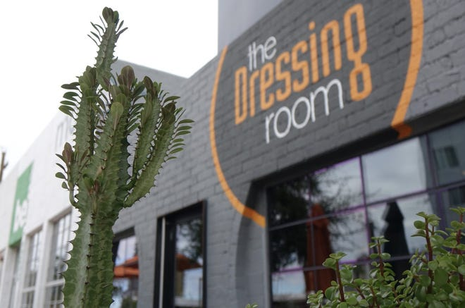 """The Dressing Room is a """"micro-restaurant"""" located inside the MonOrchid art gallery on Roosevelt Row in downtown Phoenix."""