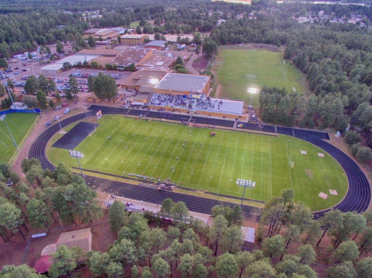 Lakeside Blue Ridge High School.