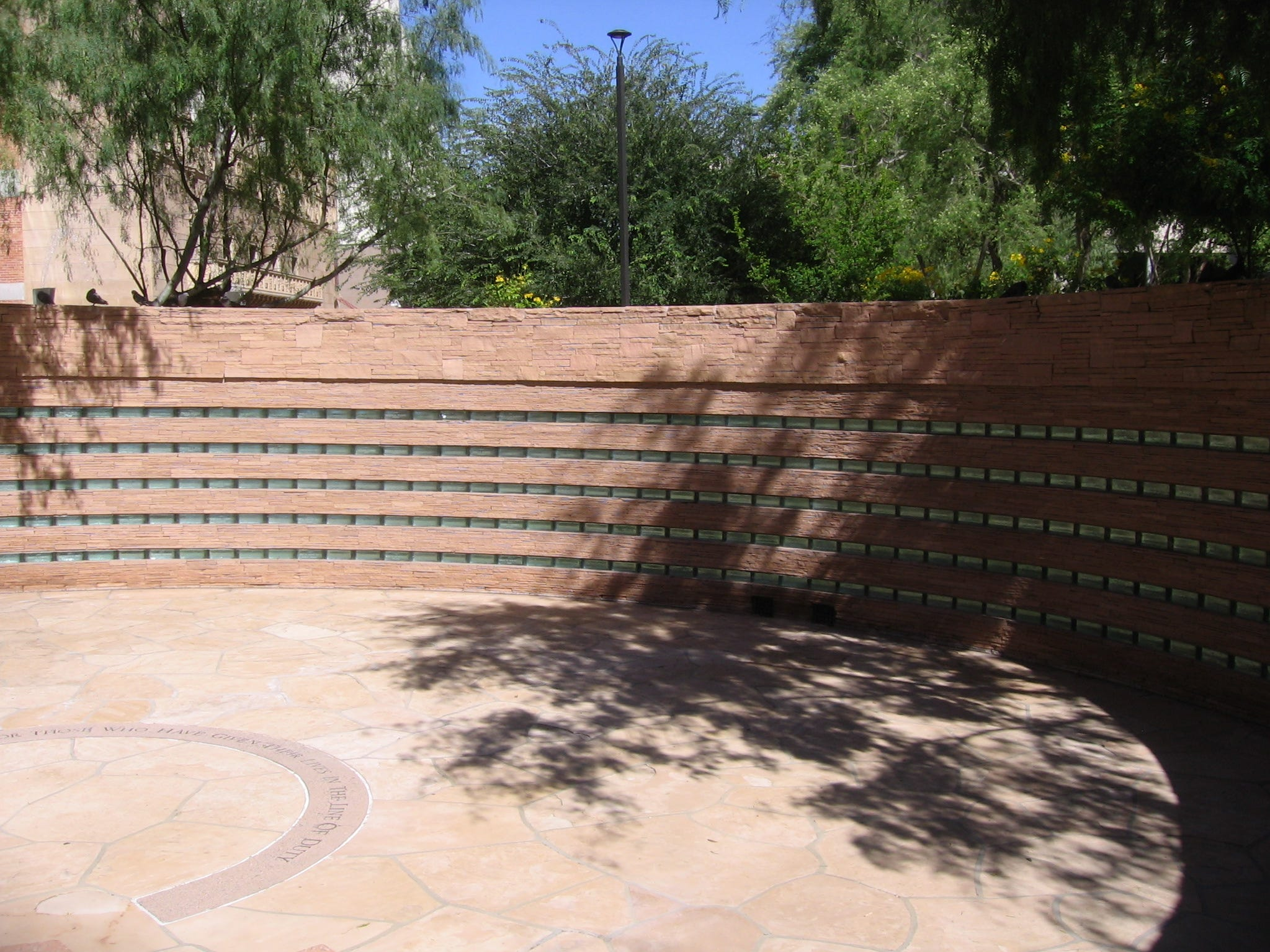 City of Phoenix Public Employee Memorial